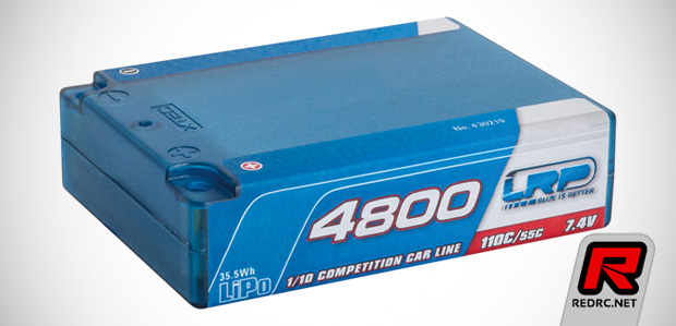 New LRP LCG, Stock Spec & CCL LiPo batteries