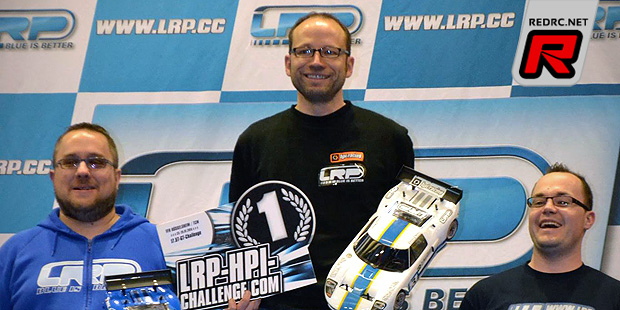 Ronald Völker wins at LRP TCM 2015