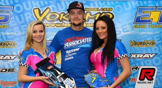 Juho Levanen & Euro RC join forces for 2015