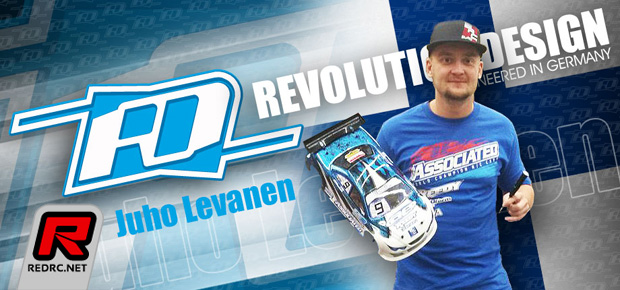 Juho Levanen joins Revolution Design Racing Products