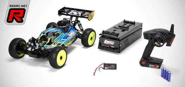 Losi 8ight & 8ight-T petrol off-road RTR kits