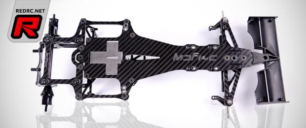 MD Racing MDF14 1/10th formula kit