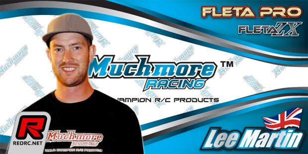 Lee Martin joins Muchmore Racing