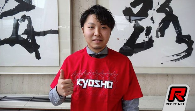 Naoto Matsukura joins Kyosho Factory offroad team