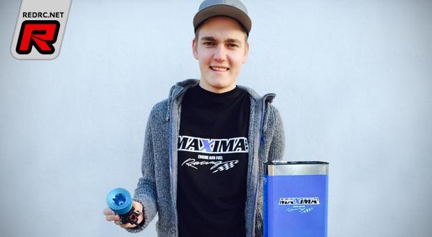 Joern Neumann to run full Maxima package