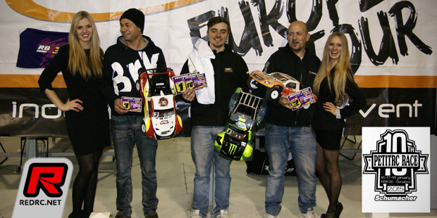 Jörn Neumann dominates Petit RC Race Barcelona