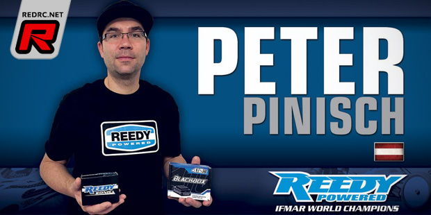 Peter Pinisch continues with Reedy