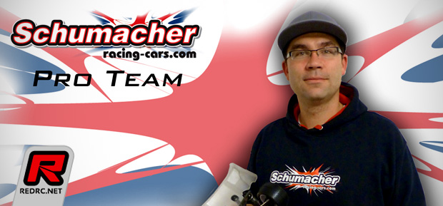 Peter Pinisch teams up with Schumacher