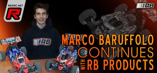 Marco Baruffolo renews with RB