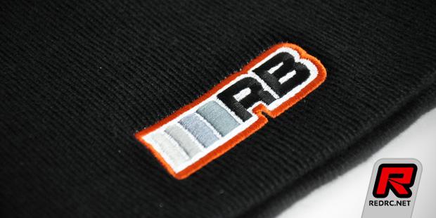 Black colour RB winter hat