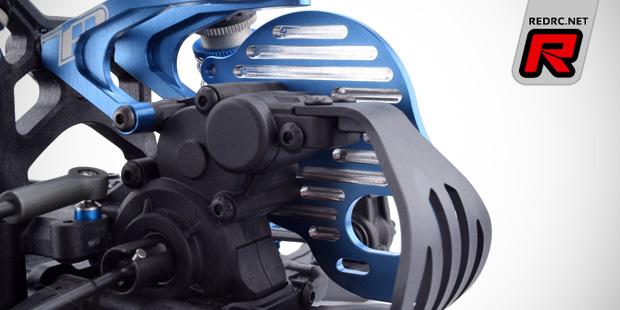 RDRP B5 lightweight heatsink motorplate