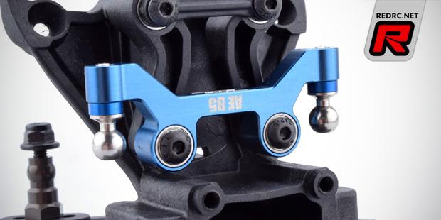 RDRP B5 aluminium steering plate