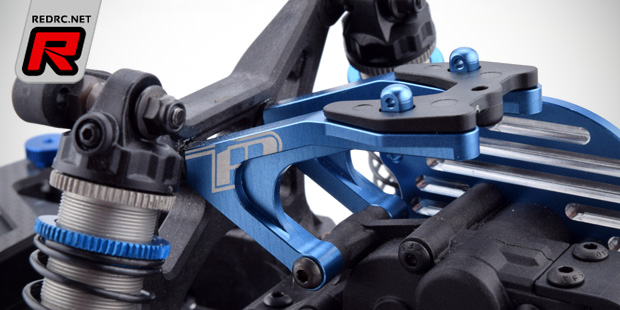 RDRP B5 aluminium wing mount set