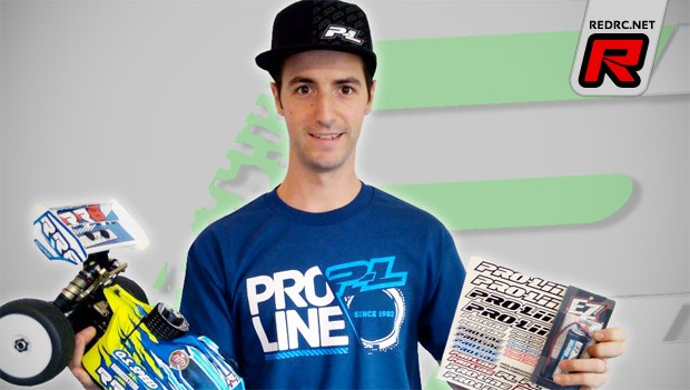 Riccardo Rabitti to use Pro-Line tires in 2015