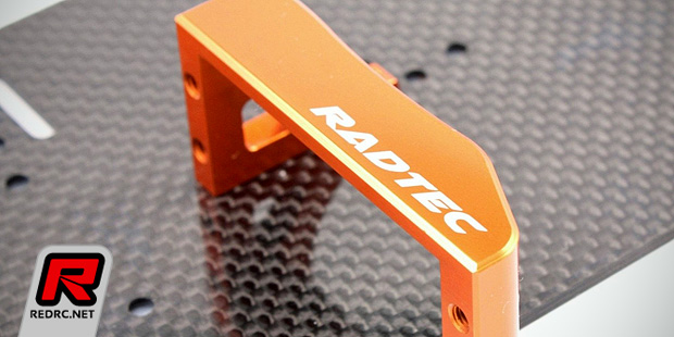New Radtec touring car & 1/12th scale options
