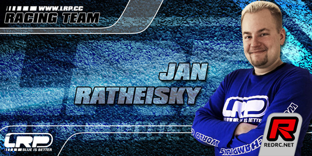 Jan Ratheisky teams up with LRP