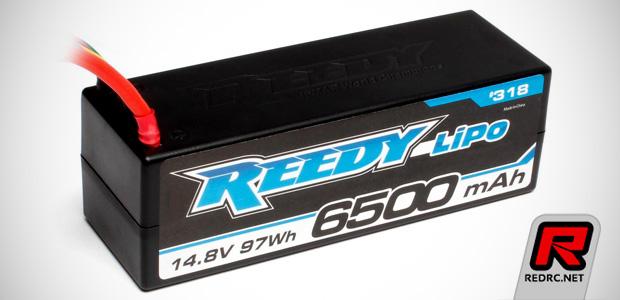 Reedy 6500mAh 14.8V competition LiPo battery