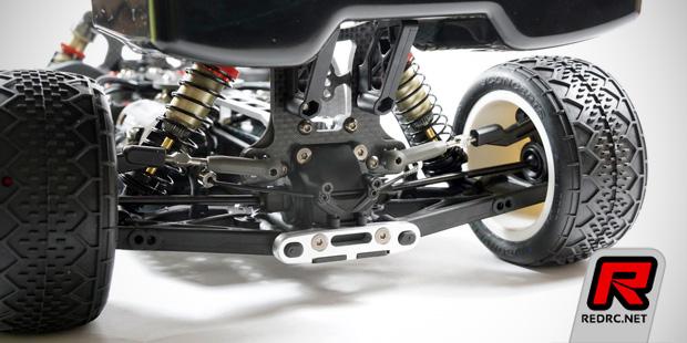 SWorkz Concept S104 Evo 1/10th buggy