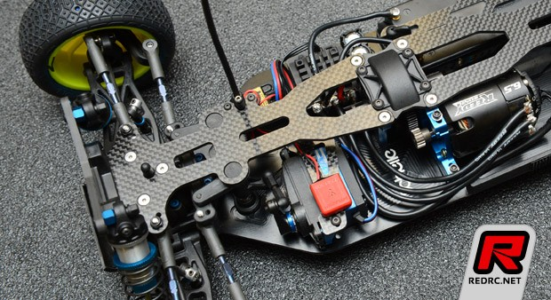 Schelle B44.3 -3mm chassis & B5 uprights