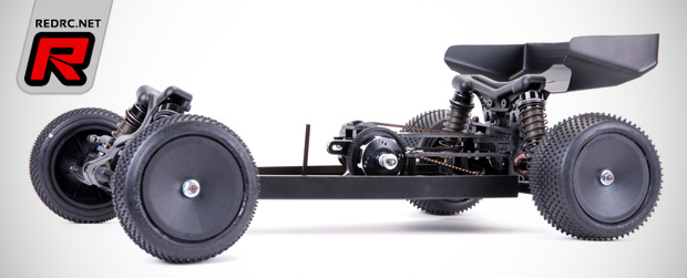Schumacher Cougar KF2 2WD buggy kit