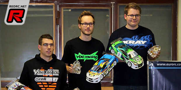 Markus Hellquist wins South Swedish Indoor Cup Rd4