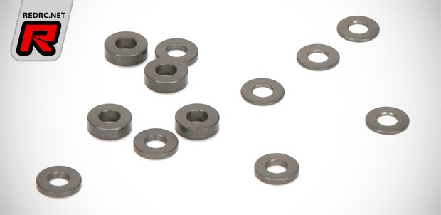 TLR 22-4 Castor block ball stud spacers
