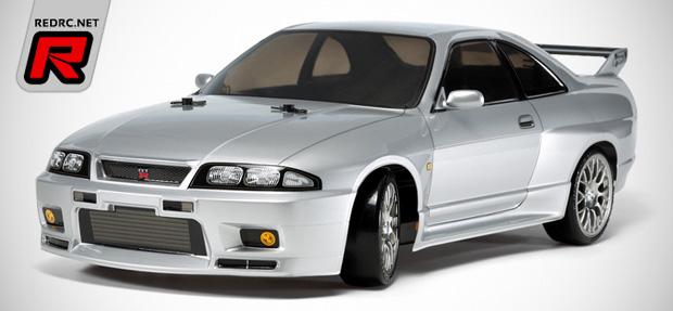 Tamiya TT-02 R33 Drift Spec & Raybrig NSX