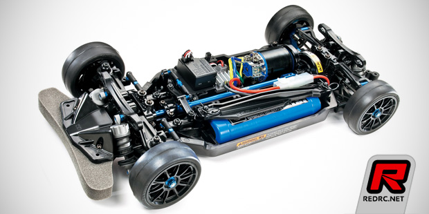 Tamiya TT-02R electric touring car kit