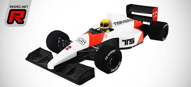 Teamsaxo late 1980's style formula bodyshell
