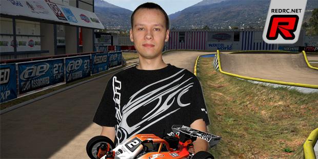 Marcin Malinski wins VRC Buggy Worlds