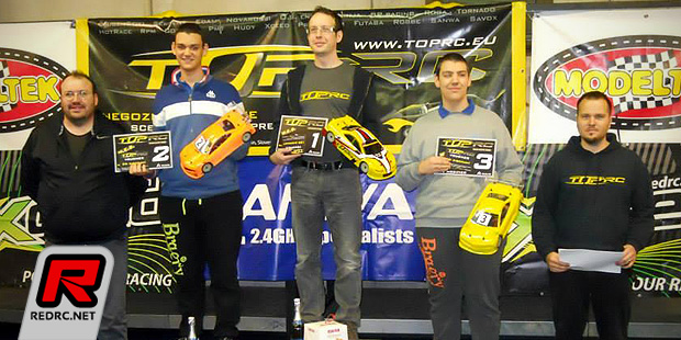 Winter Electric Series Rd2 – Report