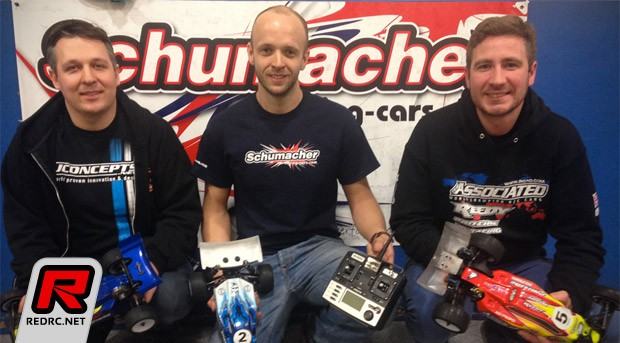 McGee and Waters win Masters Rd4