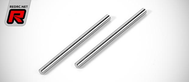 Xray T4 titanium suspension pivot pins