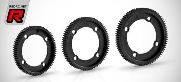 Xray XB4 composite centre diff spur gears