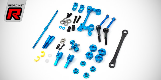 Yeah Racing M05/06 drivetrain & steering upgrade kit