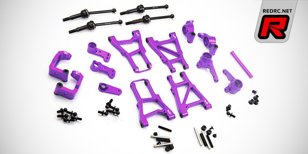 Yeah Racing Sprint 2 aluminium suspension kit
