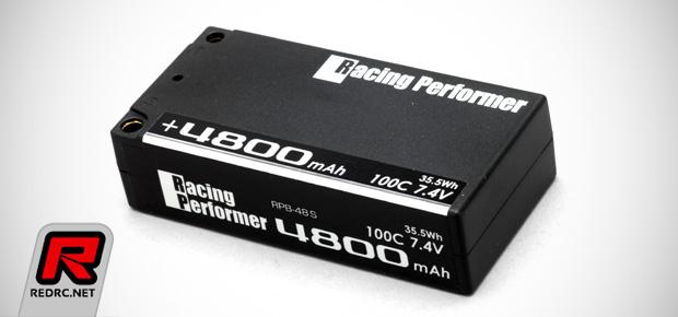 Yokomo Racing Performer B series LiPo batteries