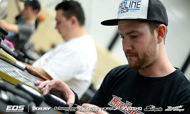 Form continues for Martin in 4WD practice