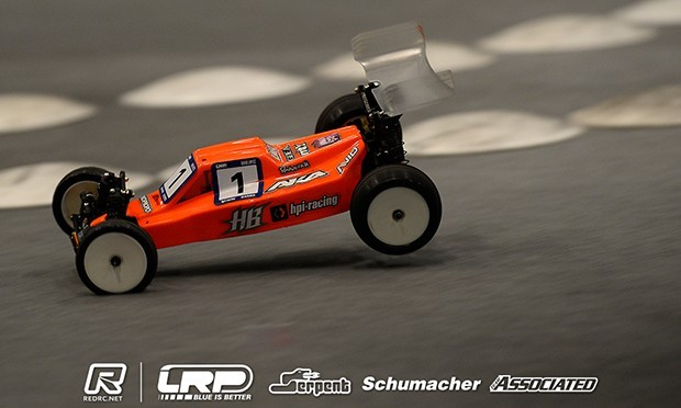 Ronnefalk TQ's opening two qualifiers at DHI Cup