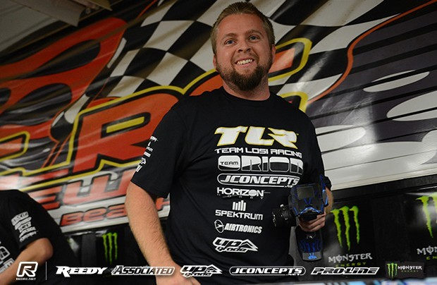 Maifield wins 21st Reedy Race of Champions