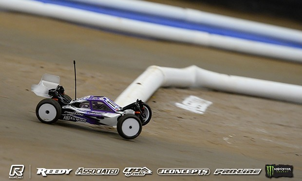 Tessmann heads 4WD practice at Reedy Race