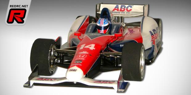 Agartha Works F104 Indy Car bodyshell