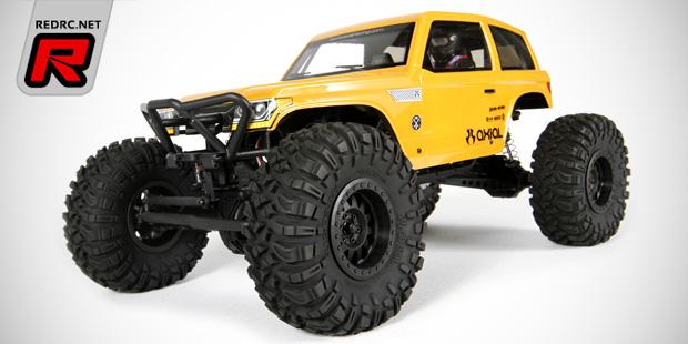 Axial Spawn bodyshell & Yeti RTR option parts