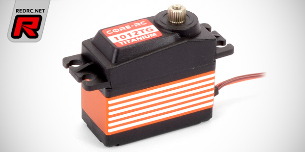 Schumacher introduce new Core RC servos