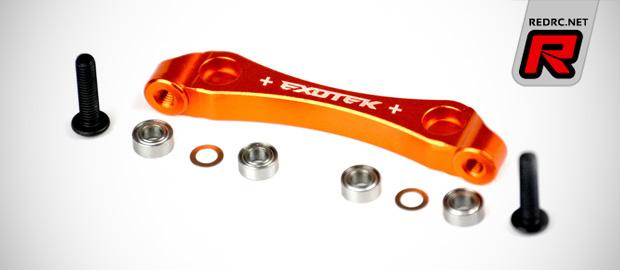 Exotek D413 steering rack, wheel hexes & spur gears