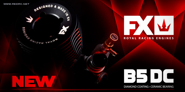 New FX B5 nitro buggy engine coming soon