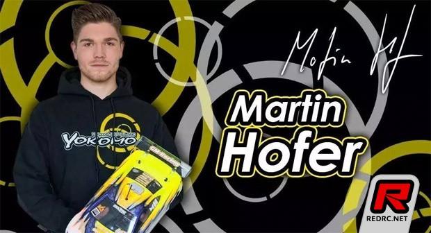Martin Hofer joins Yokomo for 2015