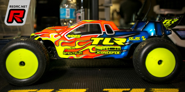 JConcepts Winter INS – Frank Root's TLR 22T 2.0