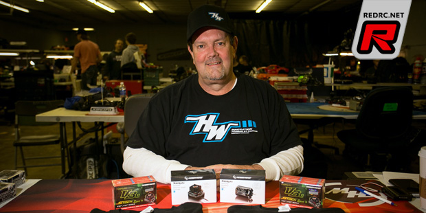 JConcepts Winter INS – Ron Schuur/Hobbywing