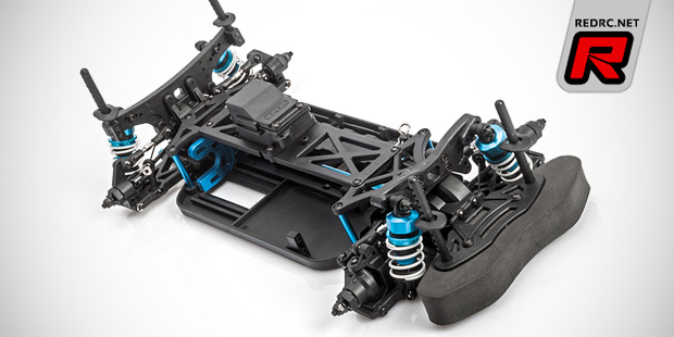LRP S10 Blast TC 2 Clubracer rolling chassis